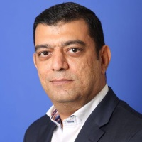 Khaled Adawi at Marketing & Sales Show Middle East 2019