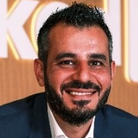 Ziad Rahhal, Head of Sales - Marketing Solutions, LinkedIn
