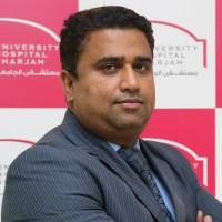 Praveen Pillai | Head of Marketing | University Hospital Sharjah » speaking at Marketing & Sales ME