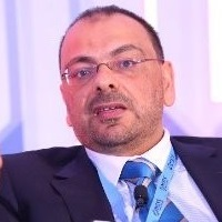 Mohamed Roushdy at Marketing & Sales Show Middle East 2019