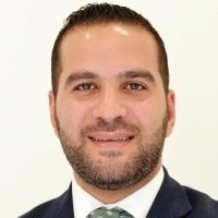 Daoud Abu Qasheh at Marketing & Sales Show Middle East 2019