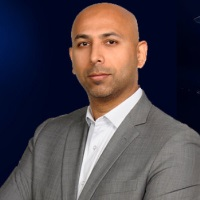 Shafique Ibrahim at Marketing & Sales Show Middle East 2019