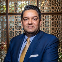 Dharmendra Sharma | Director of Sales And Marketing | Oberoi Hotels & Resorts » speaking at Marketing & Sales ME