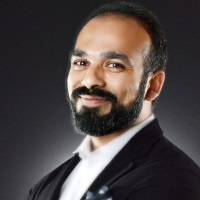 Nabeel Chowdhari at Marketing & Sales Show Middle East 2019