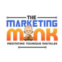 The Marketing Monk at Marketing & Sales Show Middle East 2019