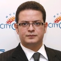 Ahmed Abo El Ela | Chief Marketing Officer | Egypt Gold » speaking at Marketing & Sales ME
