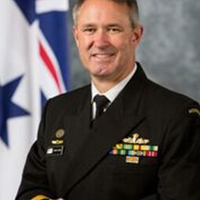 Justin Jones, Commodore Training, Royal Australian Navy - Training Force