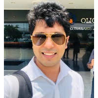 Chitransh Sahai | Co-founder and CEO | Gocomet » speaking at Home Delivery Asia