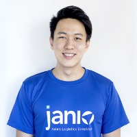 Jun Kai Ng | CEO | Janio Technologies » speaking at Home Delivery Asia