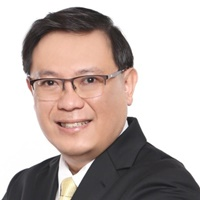 Raymund Chua at Accounting & Finance Show Asia 2019