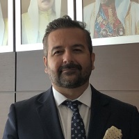 Didar Dalkic | Adviser To The Minister | Ministry of Transportation & Telecommunicatons, Bahrain » speaking at Middle East Rail