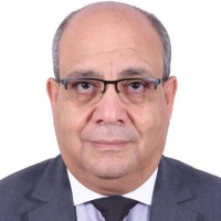 Samy Abdaltawab Abdallatif Mohamed | Vice Chairman And Head Of Line 2 And Line 3 Of Greater Cairo Metro | Cairo Metro » speaking at Middle East Rail