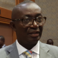 Andy Appiah-Kubi | Deputy Minister | Ministry of Railways Development of Ghana » speaking at Middle East Rail