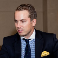 Mikko Silventola | Frontier | Frontier » speaking at Middle East Rail