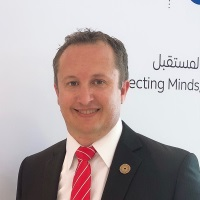 Rusty Russell | Head of Transport, Traffic and Parking | Expo 2020 » speaking at Middle East Rail