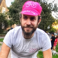 Benjamin Knowles | Co-Founder And Chief Executive Officer | Pedal Me » speaking at MOVE