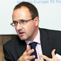 Ian Catlow, Head Of Office, London's European Office