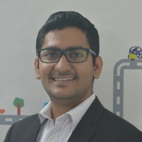 Chirag Jain, CEO & Co-Founder, Get My Parking