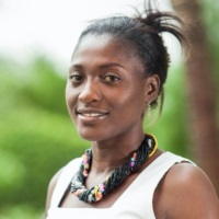 Bernice Dapaah | Founder And Chief Executive Officer | Ghana Bamboo Bikes Initiative » speaking at MOVE