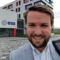 Tom Greenwood | Regional Ambassador | European Space Agency ESA Business Applications » speaking at MOVE
