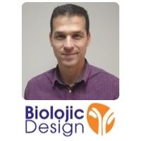 Itay Levin | Senior researcher | Biolojic Design » speaking at Festival of Biologics US