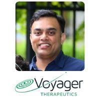 Vinodh Kurella   Senior Scientist II   Voyager Therapeutics » speaking at Festival of Biologics US