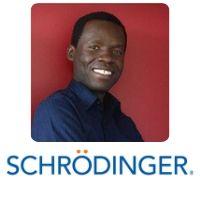 Eliud Oloo | Senior Principle Scientist | Schrodinger » speaking at Festival of Biologics US
