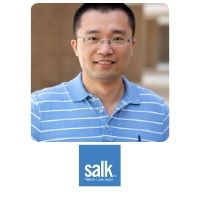 Shihao Xu | Postdoc Fellow | Salk Institute for Biological Studies » speaking at Festival of Biologics US