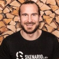 Topi Tiihonen | Founder And Chief Executive Officer | Skenariolabs » speaking at HOST