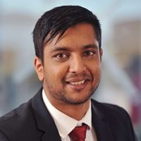Kishan Bhana | Head of Innovation – Africa | RMB » speaking at Seamless Southern Africa