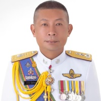 Ekkarak Limsunggas | Deputy Commissioner Of Police Education Bureau | Royal Thai Police » speaking at Roads & Traffic Expo