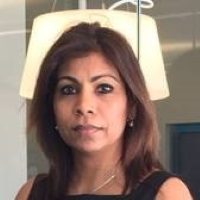 Jyoti Bisbey at The Roads & Traffic Expo Thailand 2020