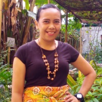 Neren Agocoy, Teacher I, Tañong Integrated School
