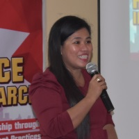 Raquel Bernabe at EduTECH Philippines 2020
