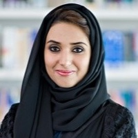Aaesha Alnuaimi at The Solar Show MENA 2020