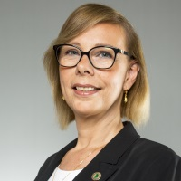 Malinne Blomberg at The Solar Show MENA 2020