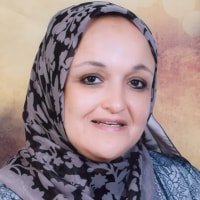 Lamya Youssef Abdel Hakim at The Solar Show MENA 2020