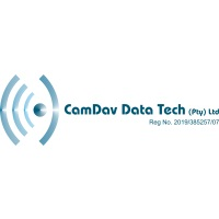 CamDav Data Tech (Pty) Ltd at The Water Show Africa 2020