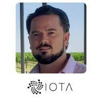 Matthew Yarger, Head of Mobility and Automotive Market Adoption Dept., IOTA Foundation