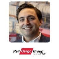 Martin Zsifkovits, Head Of Innovation Management, Rail Cargo Group