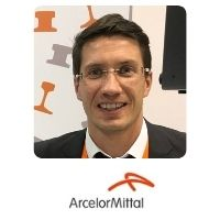 Frederic Goujon, Product Manager Crane Rail, ArcelorMittal