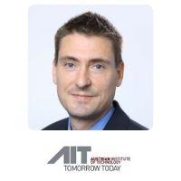Martin Litzenberger, Thematic Coordinator for New Sensor Technologies, AIT Austrian Institute Of Technology