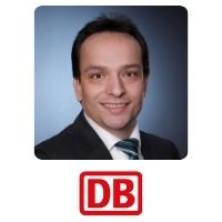 Simon Giovanazzi, CEO of infraView GmbH, part of Deutsche Bahn AG and CTO, DB International Operations GmbH