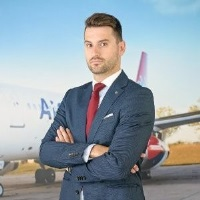 Zoran Radosavljevic, Commercial Project Manager, Air Serbia