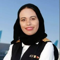 Alia Al Qalam at Aviation Festival Asia 2020