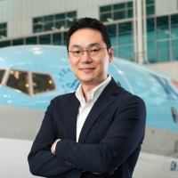 Kenny Chang at Aviation Festival Asia 2020-21