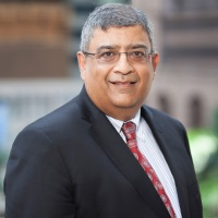 Harish Dave, Chief Medical Officer, AUM Biosciences