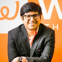 Abhishek Shah, Chief Executive Officer, Wellthy Therapeutics