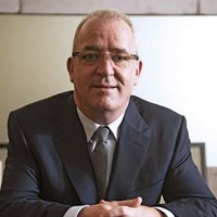 Ian Watson at Telecoms World Asia 2020