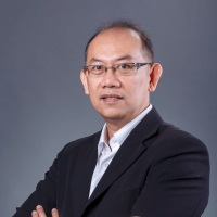 Nitipong Boon-Long at Telecoms World Asia 2020